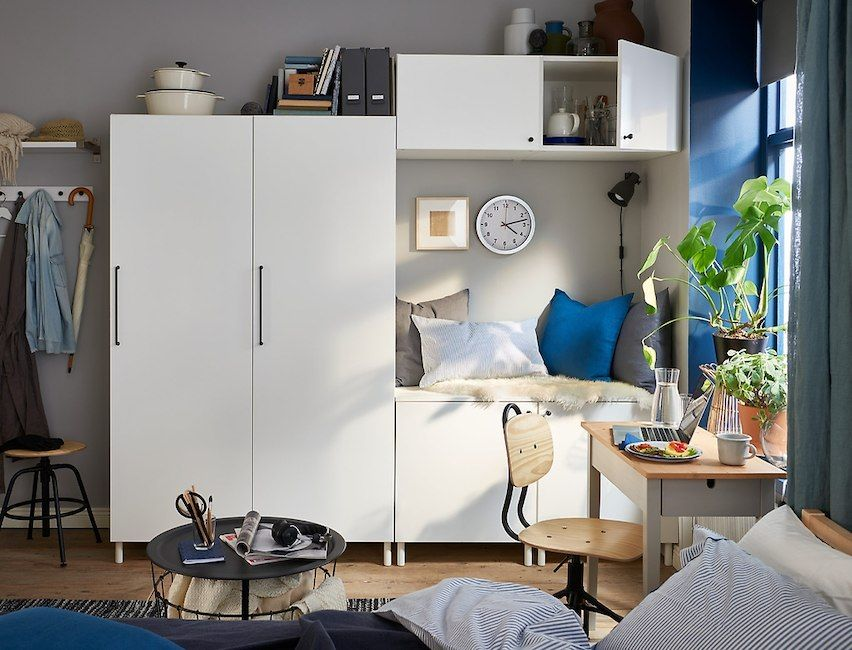 reputable site 569fa 95905 IKEA PLATSA system offers different frames, doors and ...
