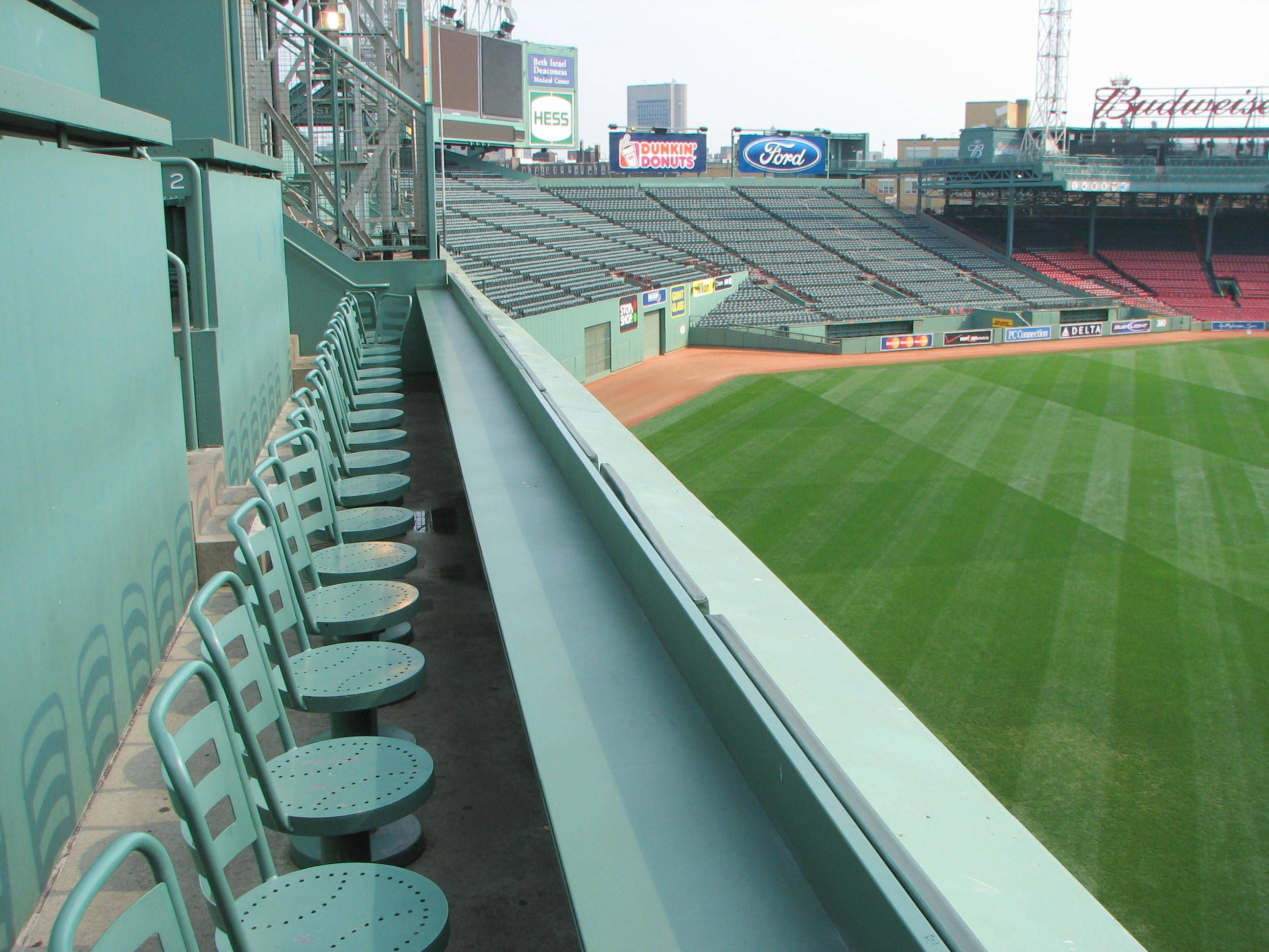Green Monster Tickets Are On Sale For All Boston Red Sox Home Games At Fenway Park Buy Seats And Online From