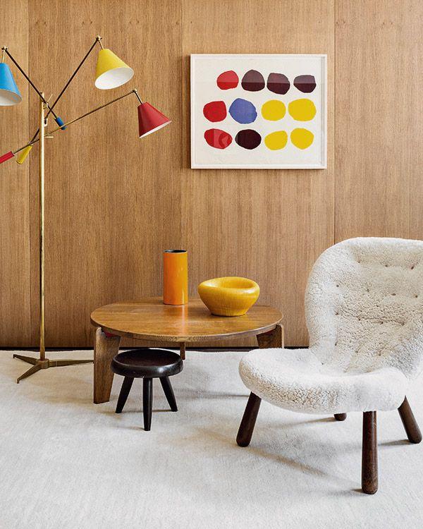 Interior, Modernist Furniture