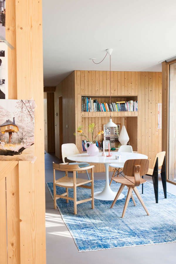 Un bungalow écologique Bungalow, Design firms and Interiors