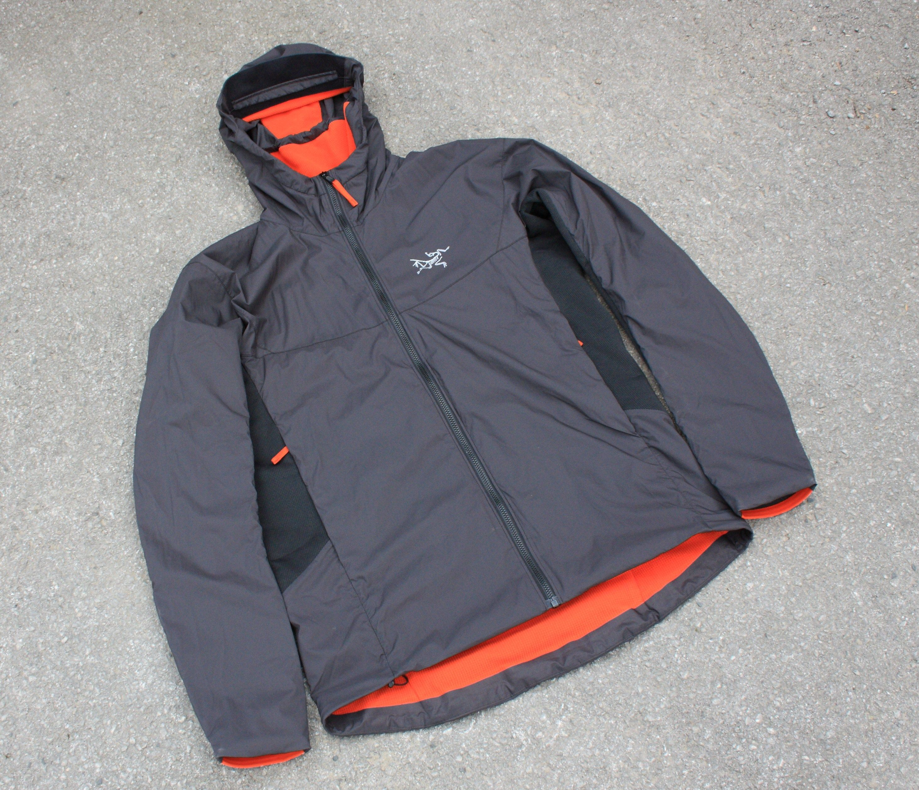 The arc teryx acto fl jacket is new for winter 2017 2018 it