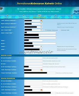 Panduan Isi Borang Nikah Online Negeri Sembilan Nikah Wedding