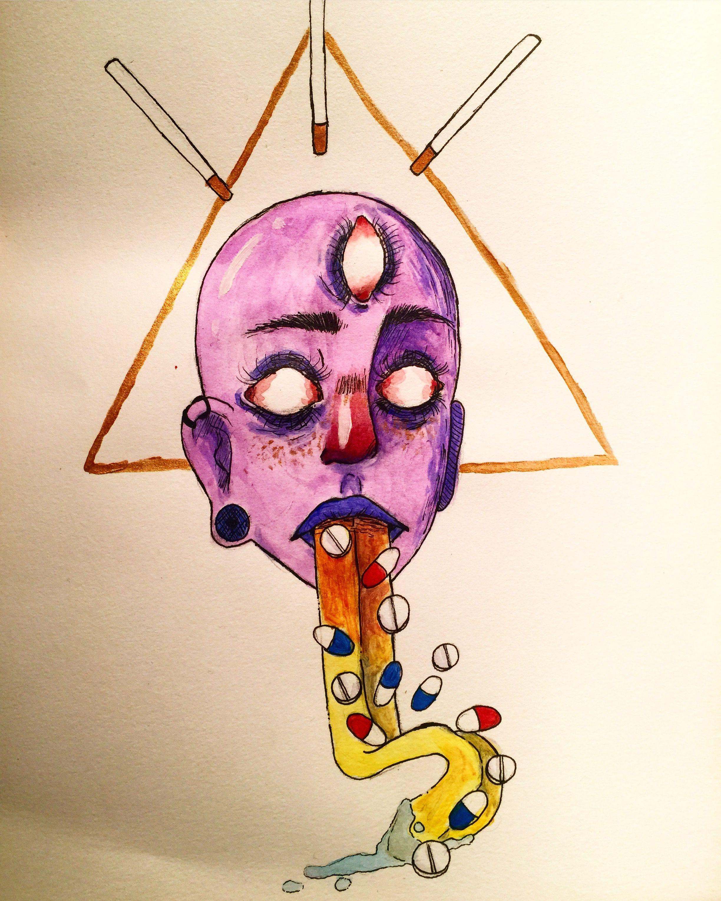 Pin on My art
