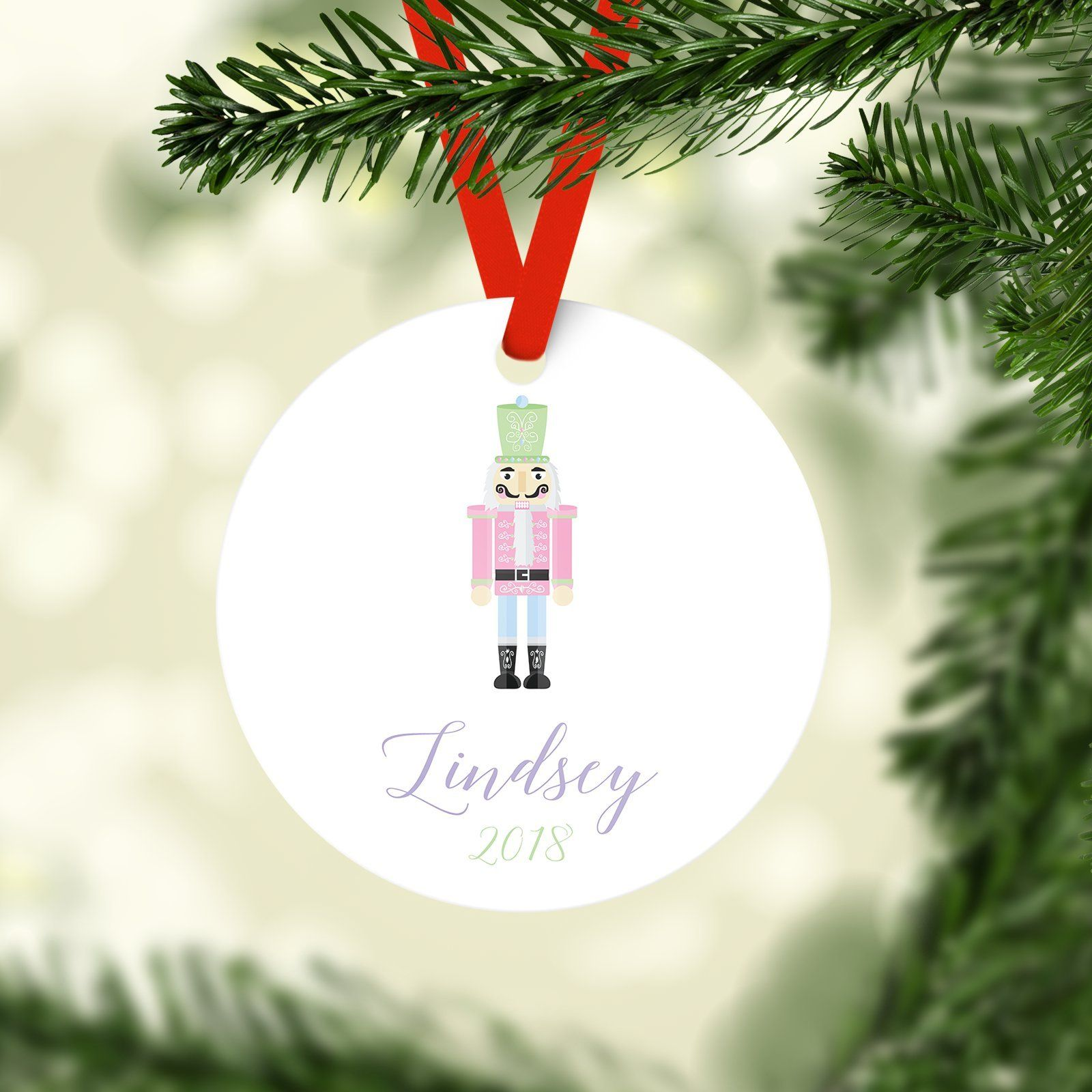 Nutcracker christmas ornament in products pinterest