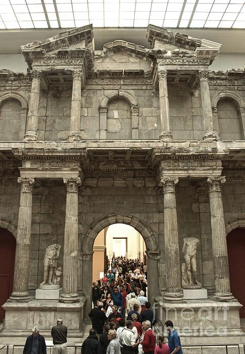 Berlin Pergamon Museum No 02 By Gregory Dyer Pergamon Museum Pergamon Pergamon Museum Berlin