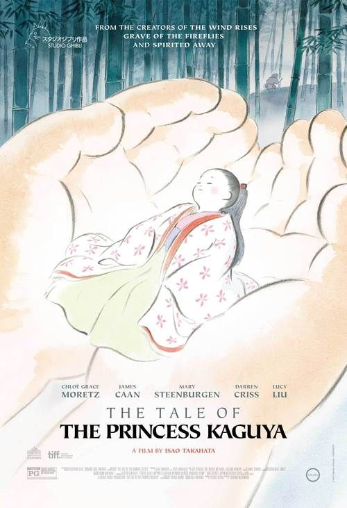 The Tale of The Princess Kaguya DVD Release Date
