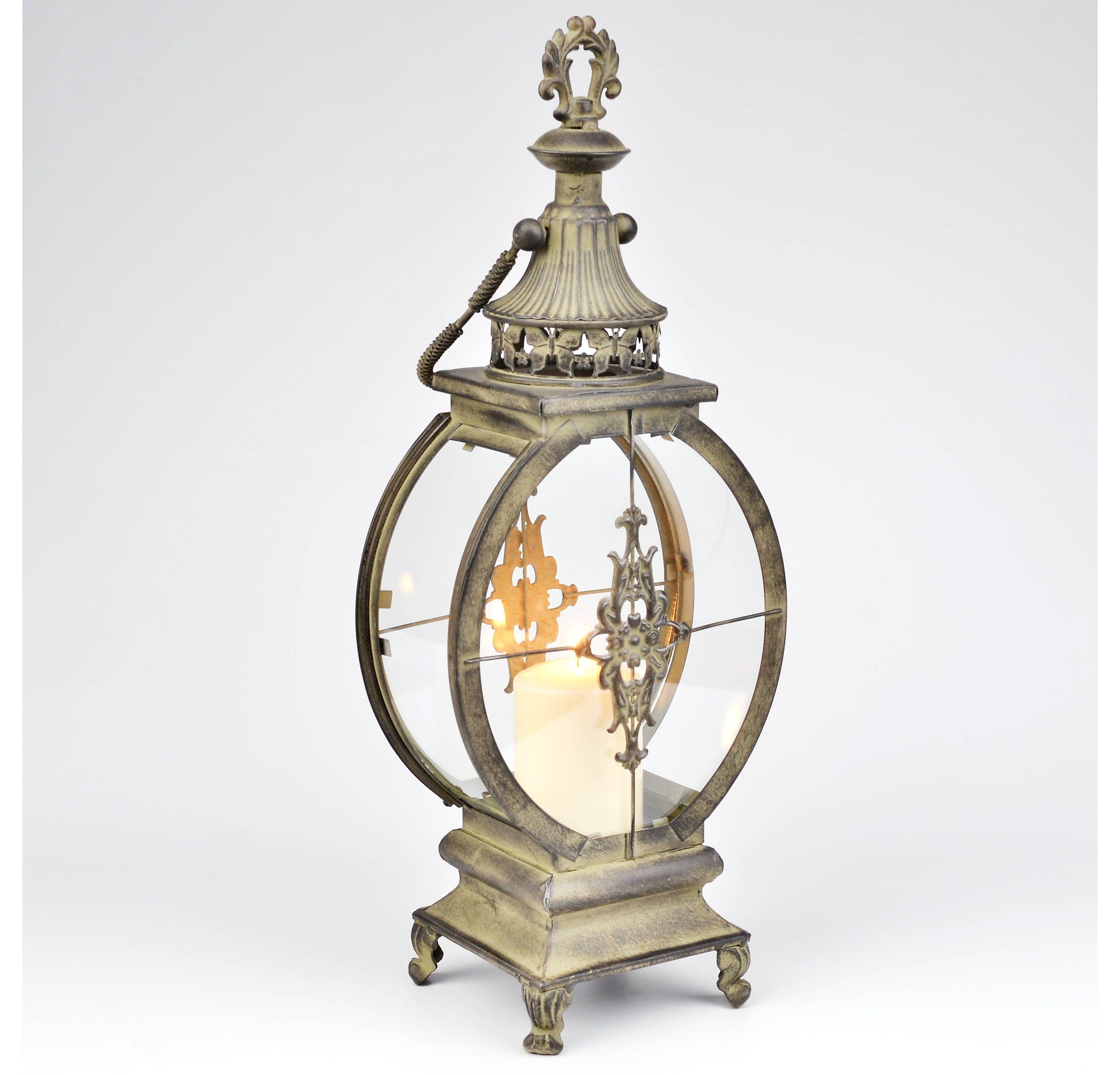 Metal Paris Lantern | Kirklands in 2020 | Metal lanterns ... on Lanterns At Kirklands id=39234