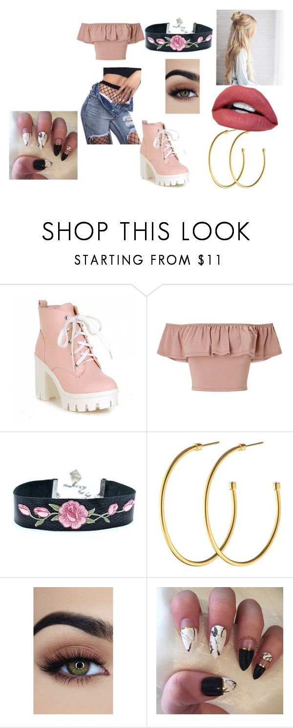 """""""random"""" by bunnymoods on Polyvore featuring Miss Selfridge and Dyrberg/Kern"""