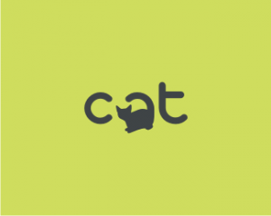 cat- Creative logo designs