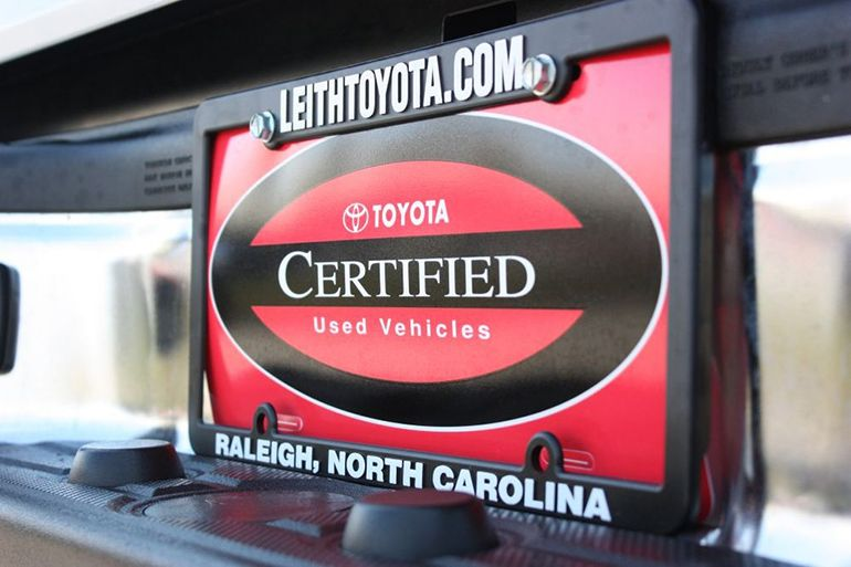 Leith Toyota Raleigh North Carolina Toyota Dealer