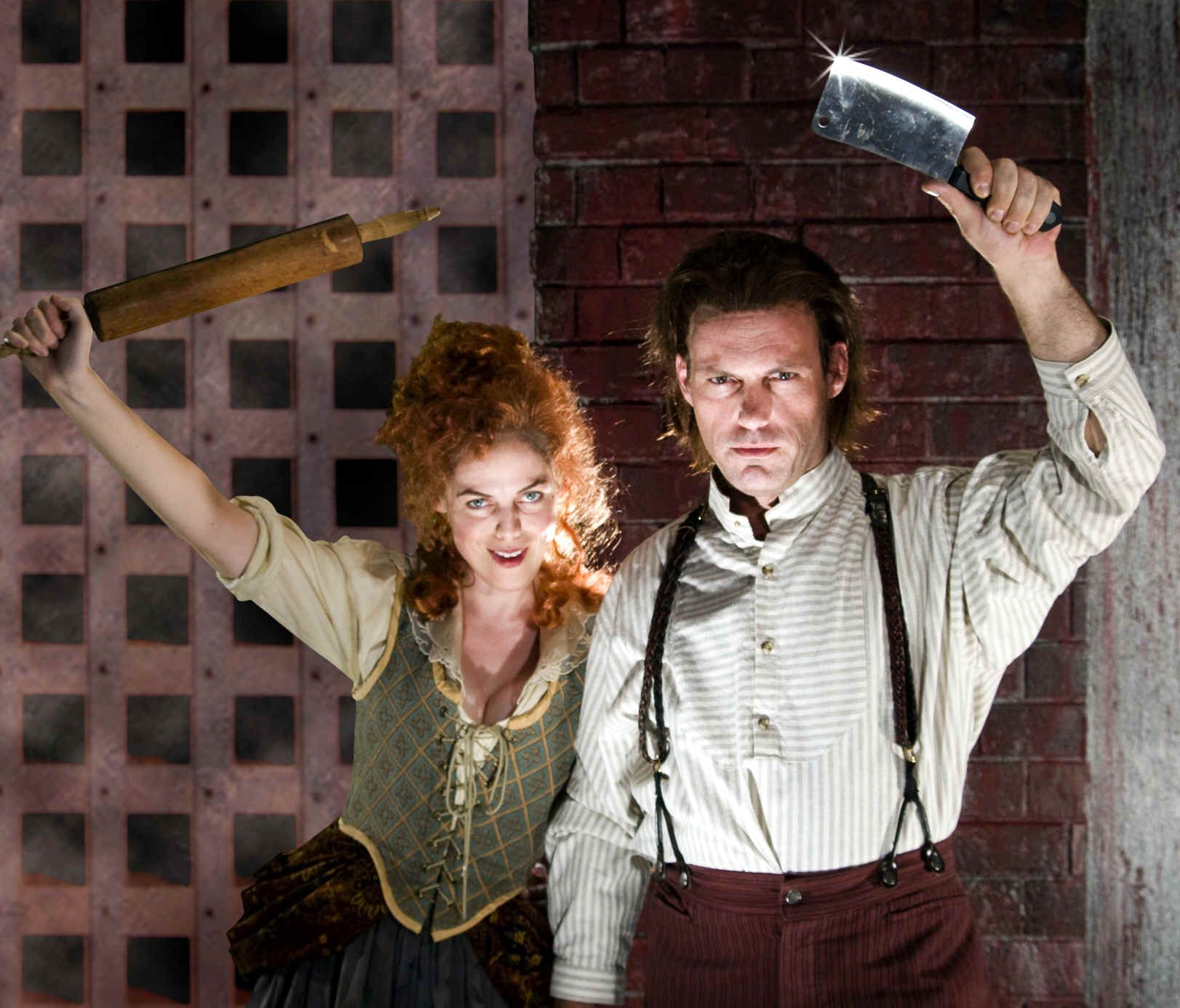 sweeney todd musical essays