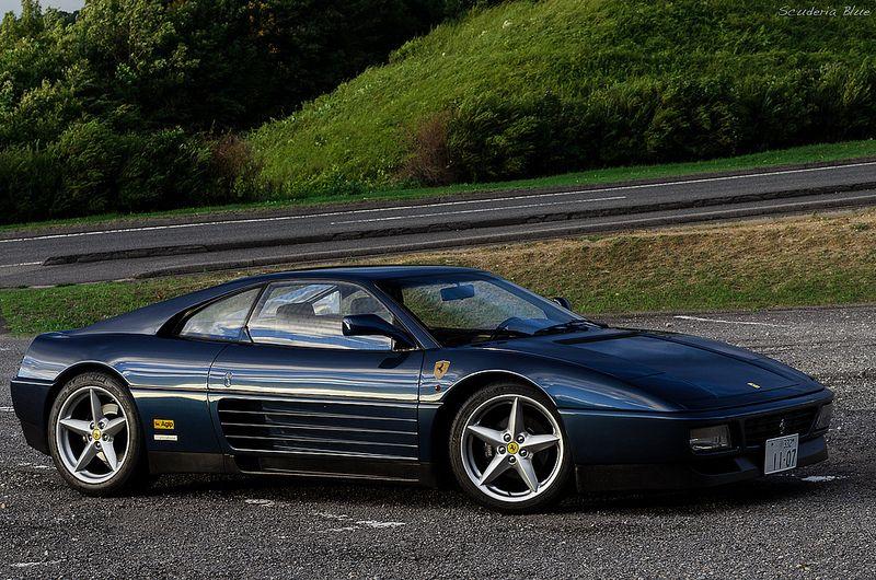 Ferrari 348tb Ferrari 348 Ferrari Ferrari Car