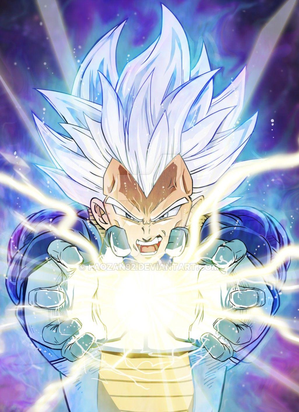 Vegeta Ultra Instinct Final Flash Dragon Ball Super Pokemons Iniciais Dragon Ball Goku Desenho