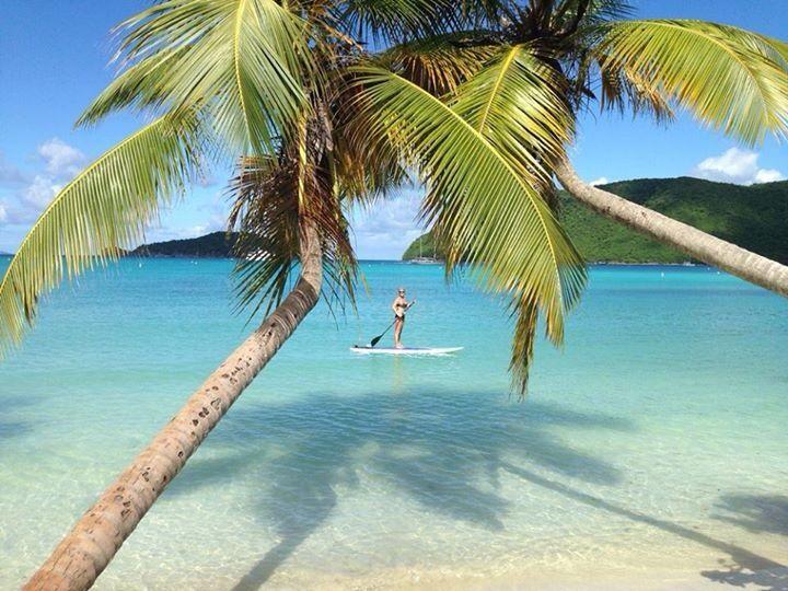 Us Virgin Islands Beach Camping Fly Fishing Us Virgin Islands