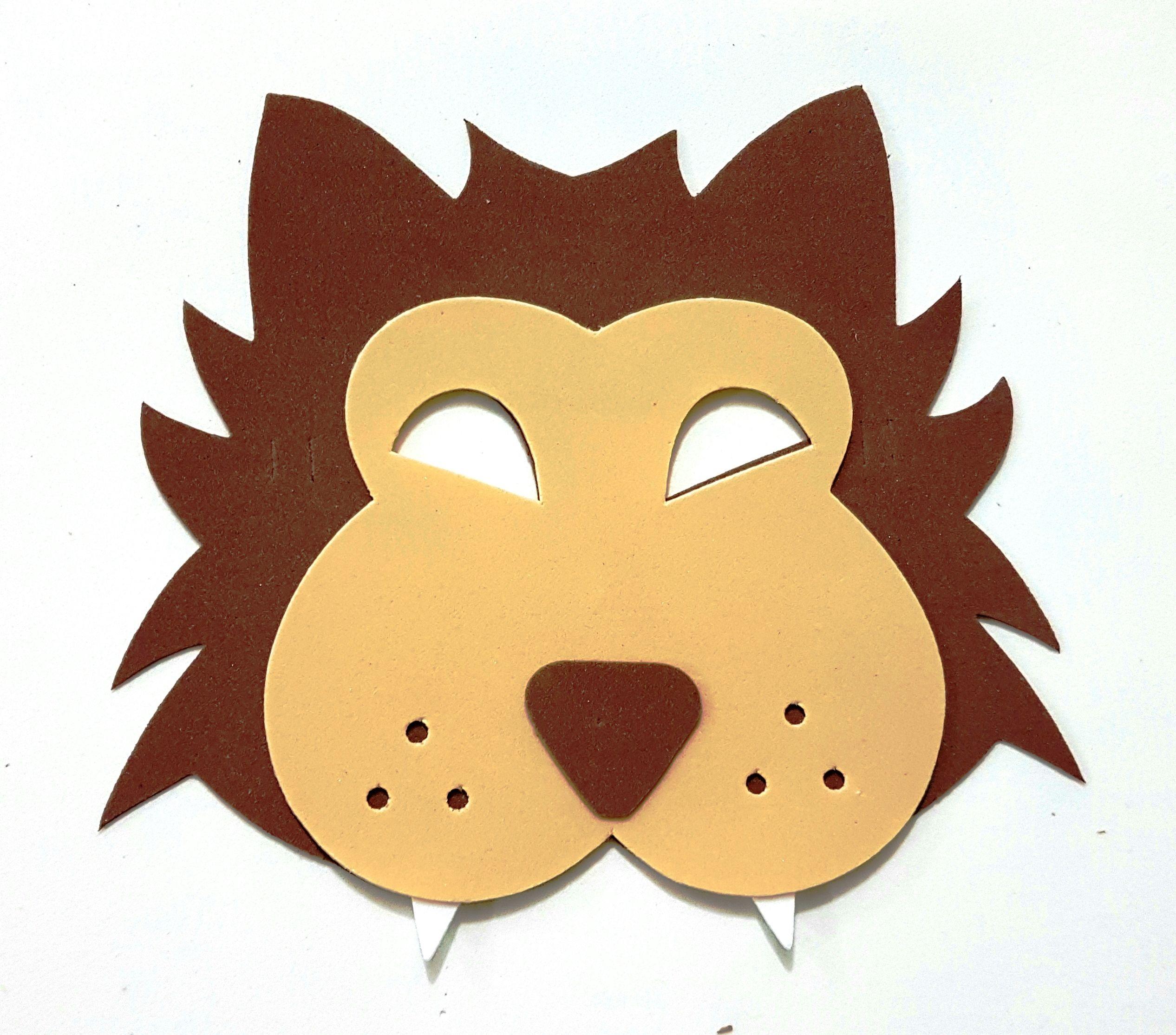 Resultado De Imagem Para Mascara Lobo Para Imprimir Com Imagens