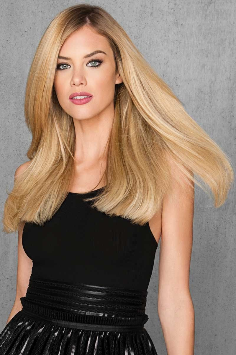 "20 Inch Hair Extensions 20"" 10 Piece Human Hair"
