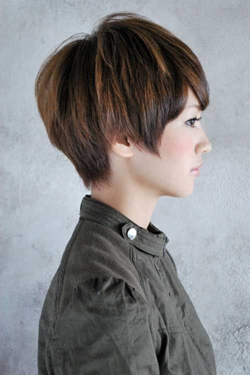 Pin By Pearlessence On Hair Color In 2020 Asian Short Hair Korean Short Hair Short Hair Styles