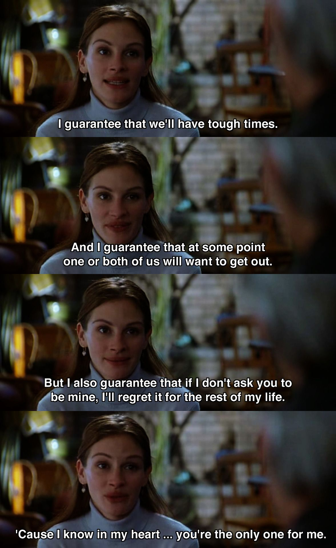The End Of The Rainbow Movie Love Quotes Romantic Movie Quotes Favorite Movie Quotes