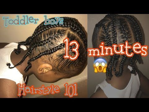 hairstyle for toddler boys 2  braids for boys toddler