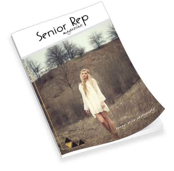 Senior Rep Program Welcome Packet Template {1st Edition