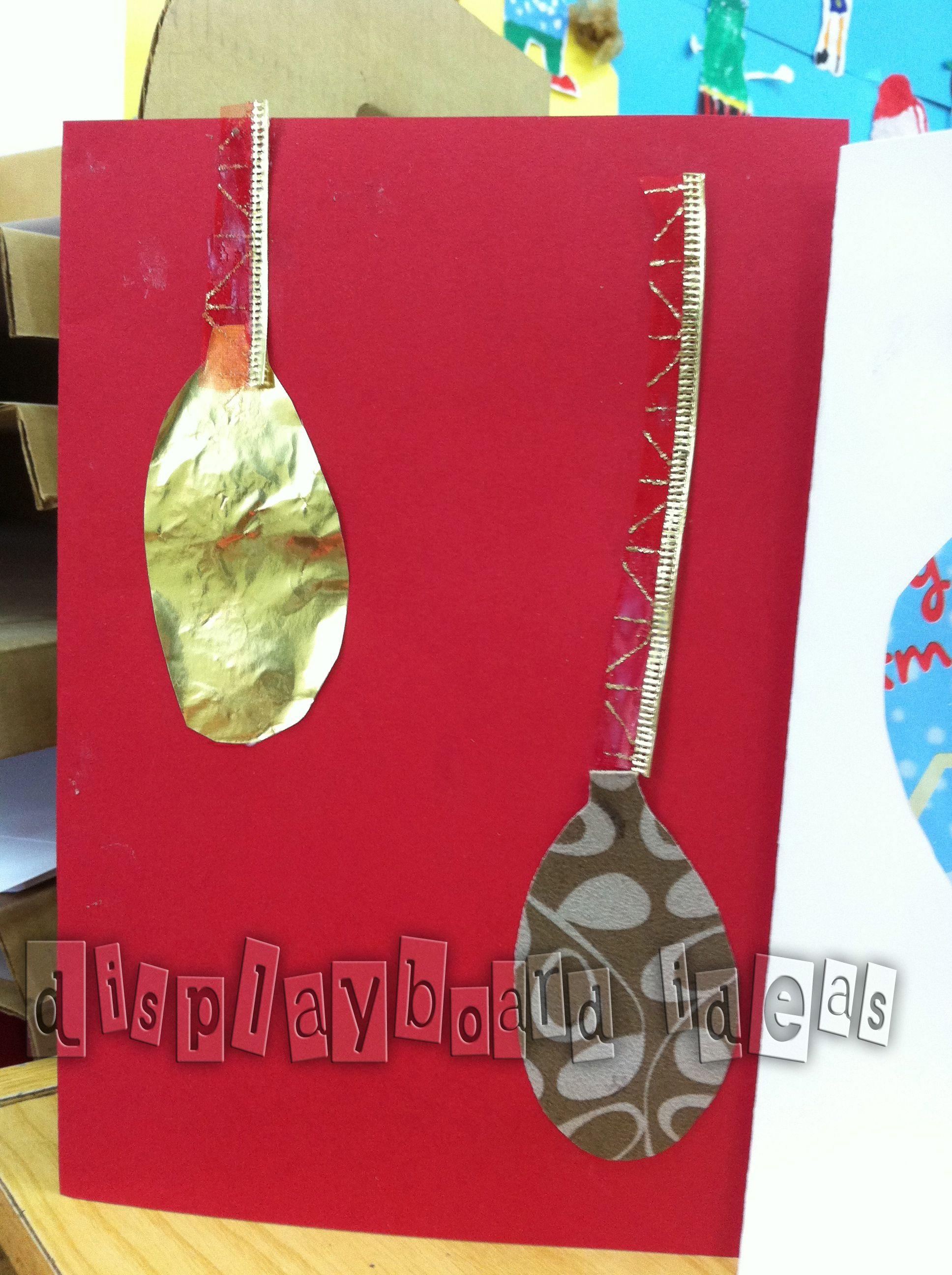 christmas card school ideas Crafts, Christmas, Christmas