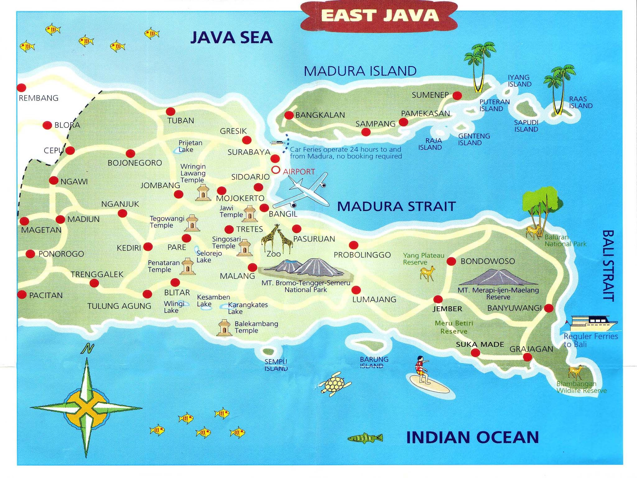 East java is a province of indonesia it is located on the eastern east java is a province of indonesia it is located on the eastern part of the island of java and includes the neighbouring islands of madura gumiabroncs Gallery