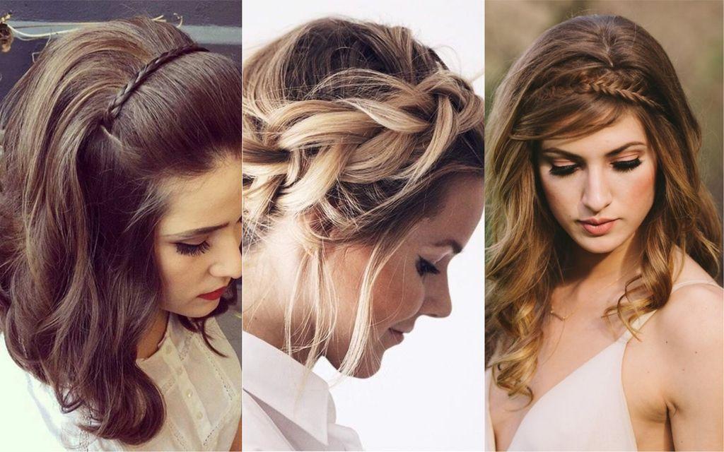 Más inspirador peinados con moños y trenzas Imagen de cortes de pelo consejos - +65 Peinados Recogidos fáciles, hermosos, y elegantes ...