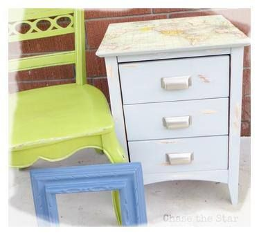 Decoupage Craft Projects Diy Table Top Diy Kids Furniture Diy Table
