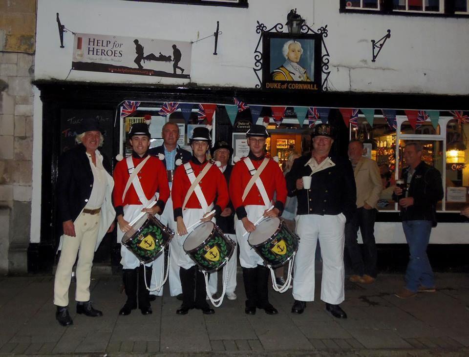 The Duke Of Cornwall in Weymouth, Dorset