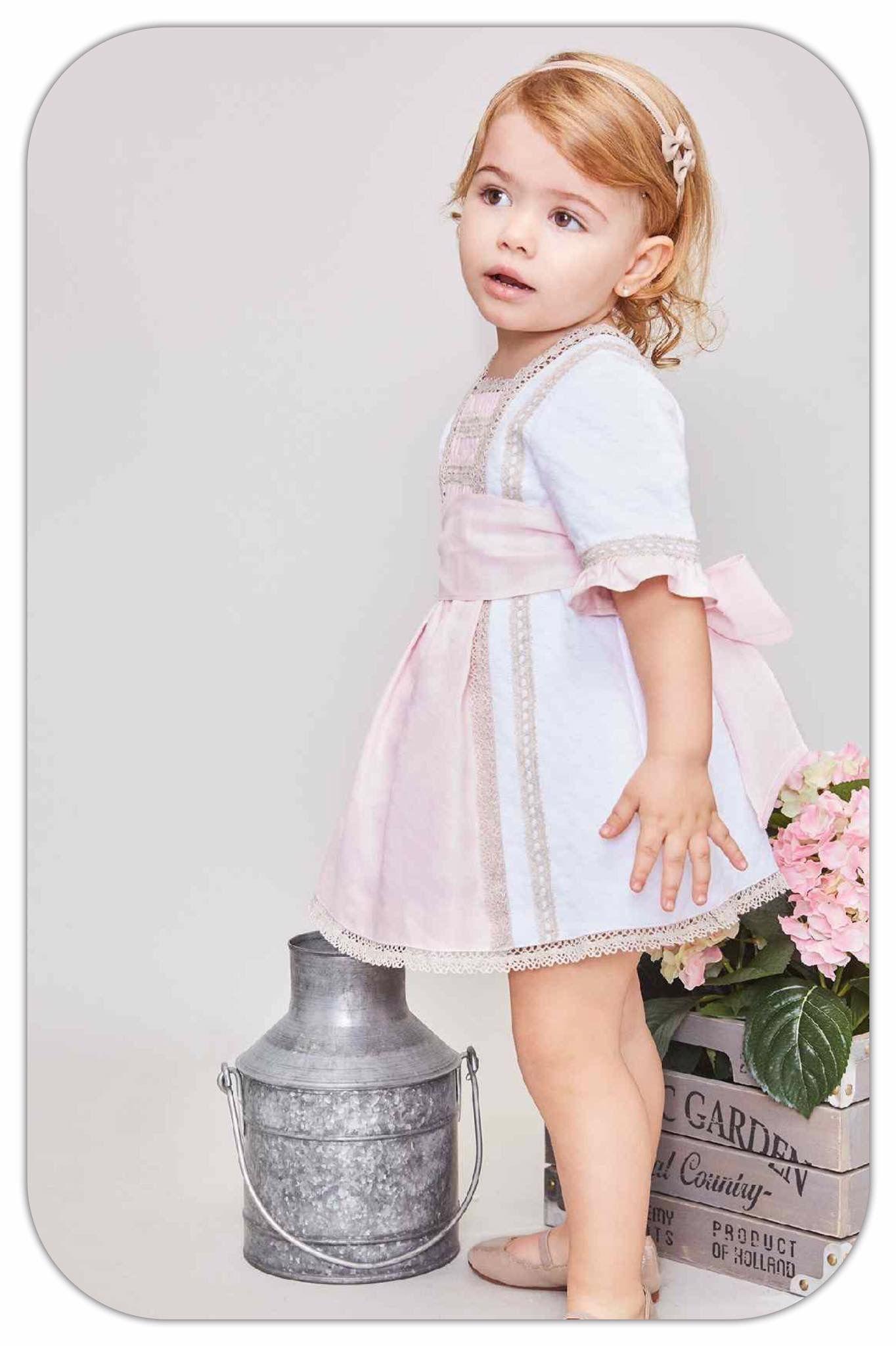 Nueva colección 2017 #bebe #niña #niño #vestidos #damasdehonor ...