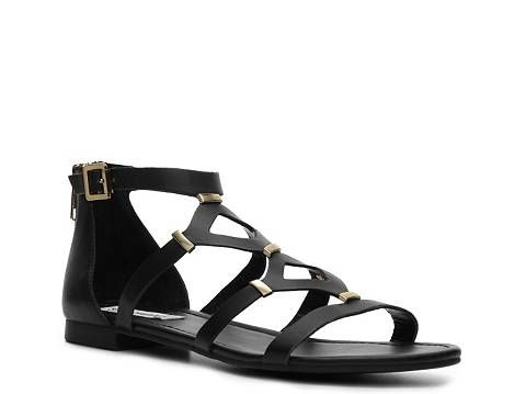 ec49e7cb12 Steve Madden Cael Gladiator Sandal | DSW | Clothes | Shoes, Sandals ...