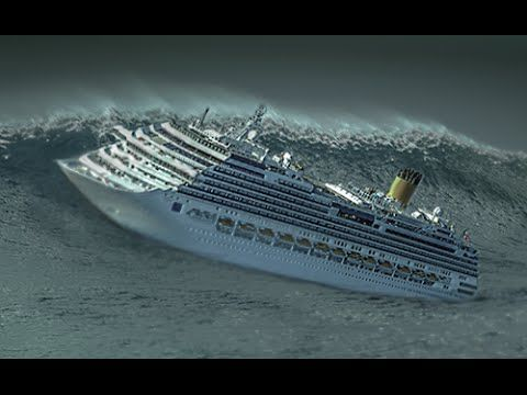 10 TOP SHIPS IN STORM INCREDIBLE VIDEO - YouTube | Interesting | Pinterest | 10 Top Storms And ...