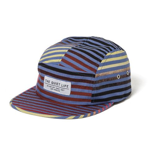 bf89bf228aa Reflection 5 Panel Cap by BAPE