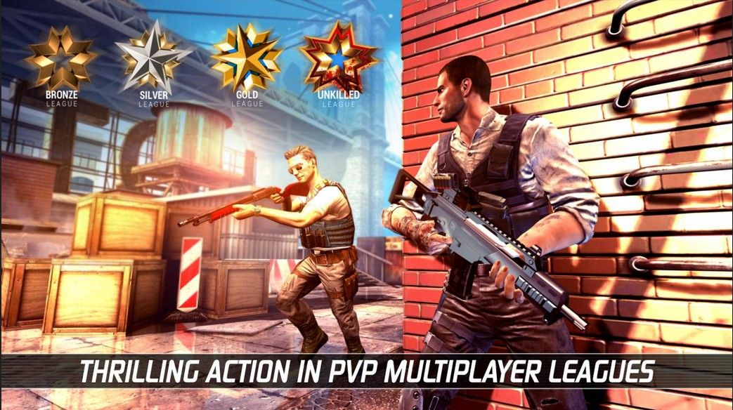 UNKILLED Zombie Multiplayer Shooter Game Apk for Android