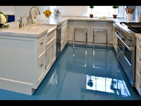 Metal Epoxy Flooring Is A New High Tech Trend And An