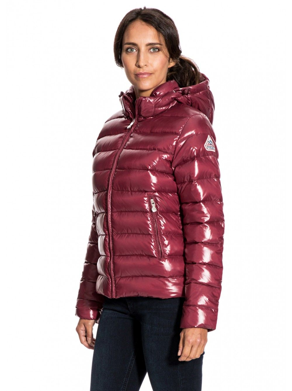 doudoune courte WOMEN PIVOINE Spoutnic Jacket Women - PYRENEX Jackor För  Kvinnor dd5ea8fa5a29a