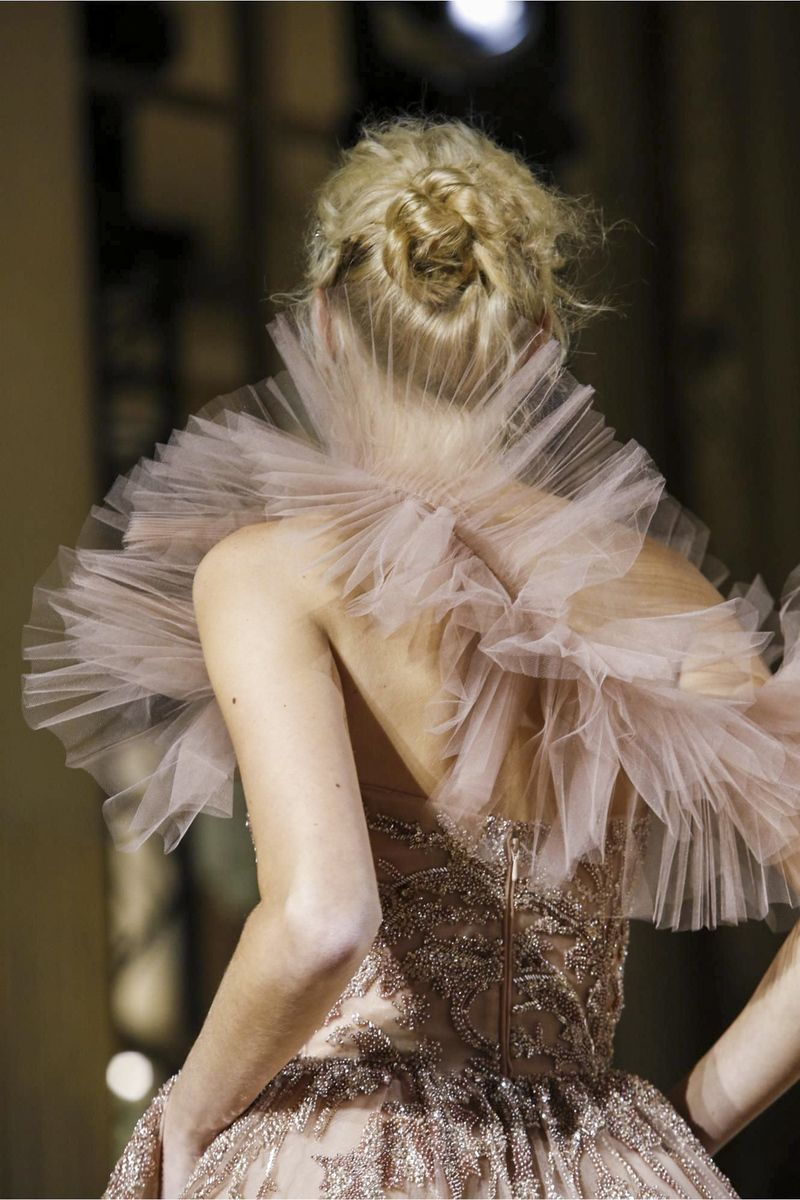 Zuhair murad couture fall winter paris jadealyciainc