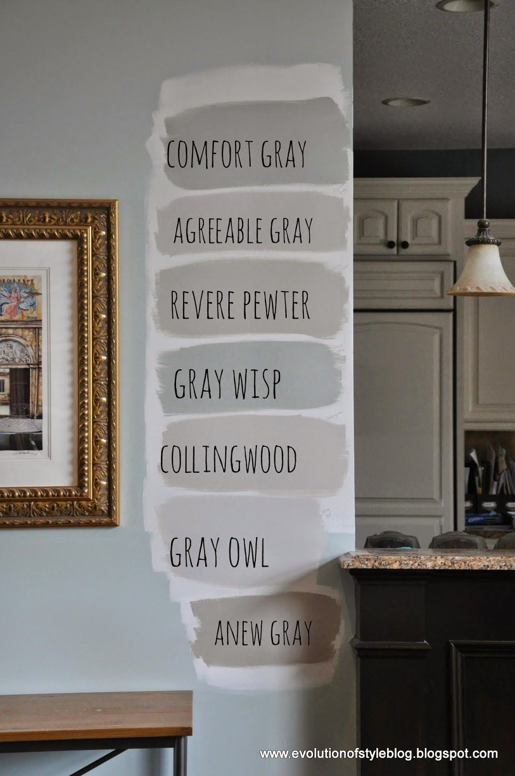 Hello As I Mentioned Briefly In Tuesdays Post Im The Process Of Trying To Determine A New Paint Color For My Family Room Which Also Carries Through