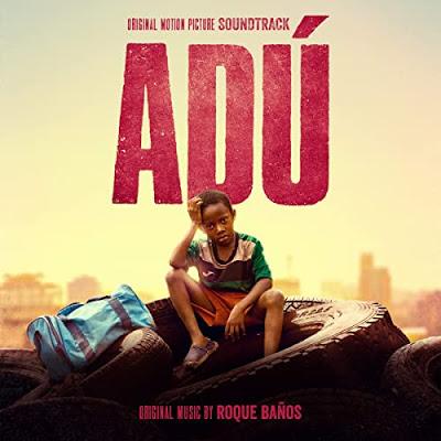 New Soundtracks Adu Roque Banos Soundtrack Drama Film Film Score