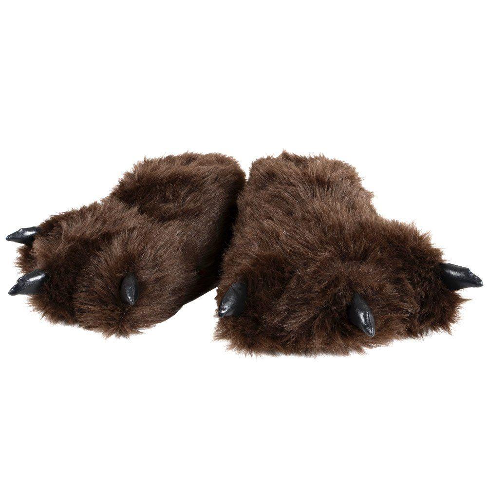MENS SLIPPERS - Cosy Bear Feet