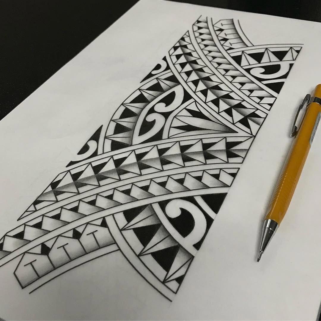 Maori Tattoo Vorlagen Polynesian Tattoo Designs 12