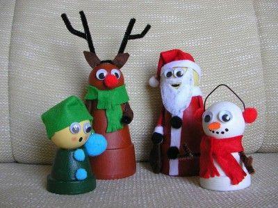 Adornos Navidad Reciclados 2015 3 Manualidades Navidenas - Adornos-navidad-infantiles