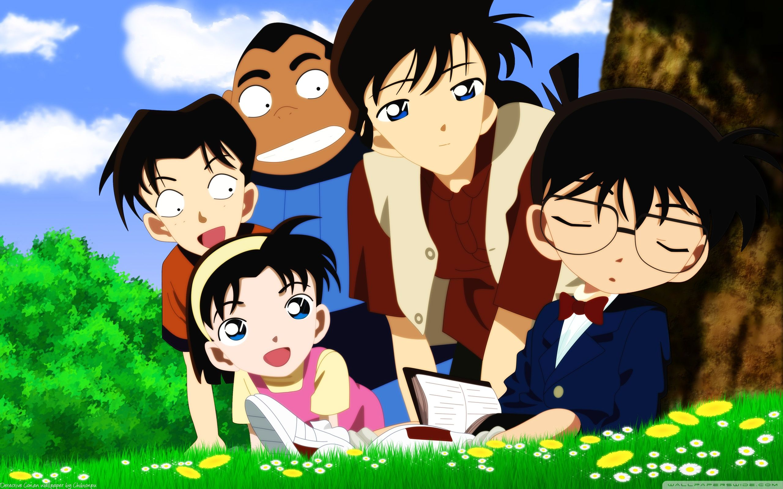 Detective Conan Wallpaper Collection For Free Download