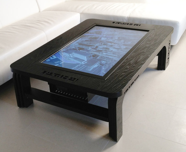 Mozayo Multi Touch Table Mozayo Tablets Touchscreens