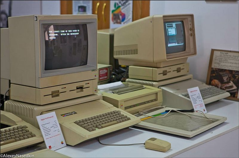 The Biggest Apple Collection
