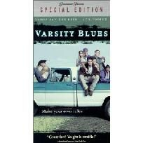 Varsity Blues [VHS] [VHS Tape] (1999) James Van Der Beek, Jon Voight, Ron Lester