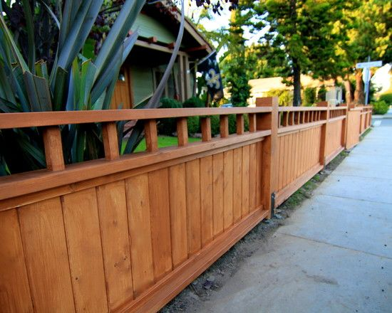 Is Home Landscaping Different Than Other Landscaping Fence Design Craftsman House Backyard Fences