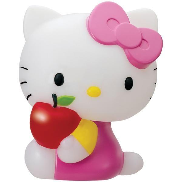 Hello Kitty Hello Kitty Led Mood Light Lamps Hello Kitty - Hello kitty lamps for bedroom