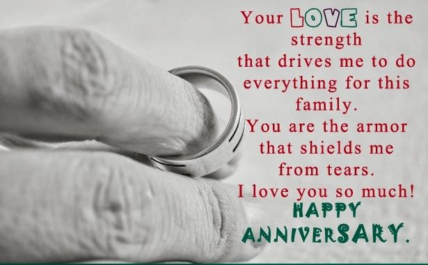15 Year Wedding Anniversary Quotes: Happy Anniversary Pictures Quotes For Wife
