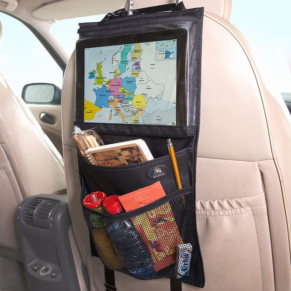 Are we there yet? Pop your iPad in the Car Storage